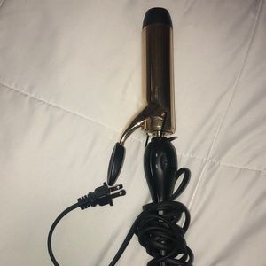 GOLD CURLING IRON/WAND